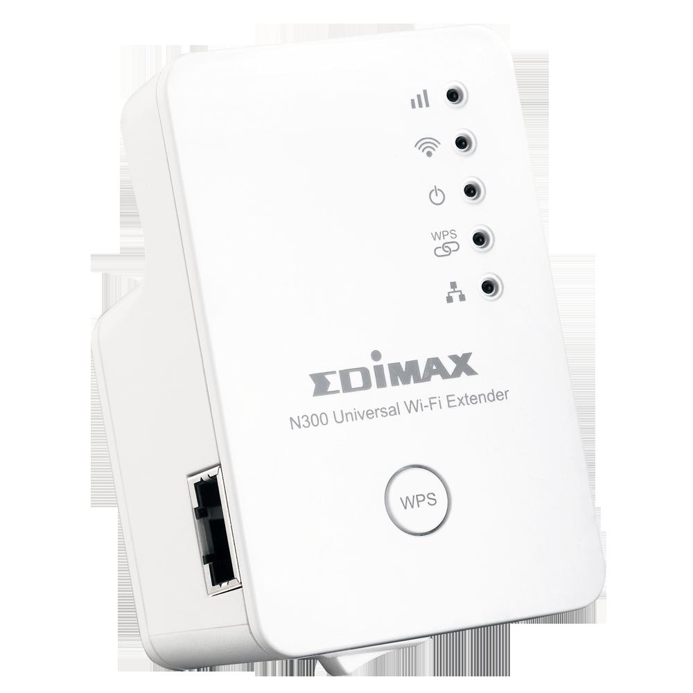 EDIMAX - Wi-Fi Range Extenders - N9 - N9 Universal Wi-Fi Extender
