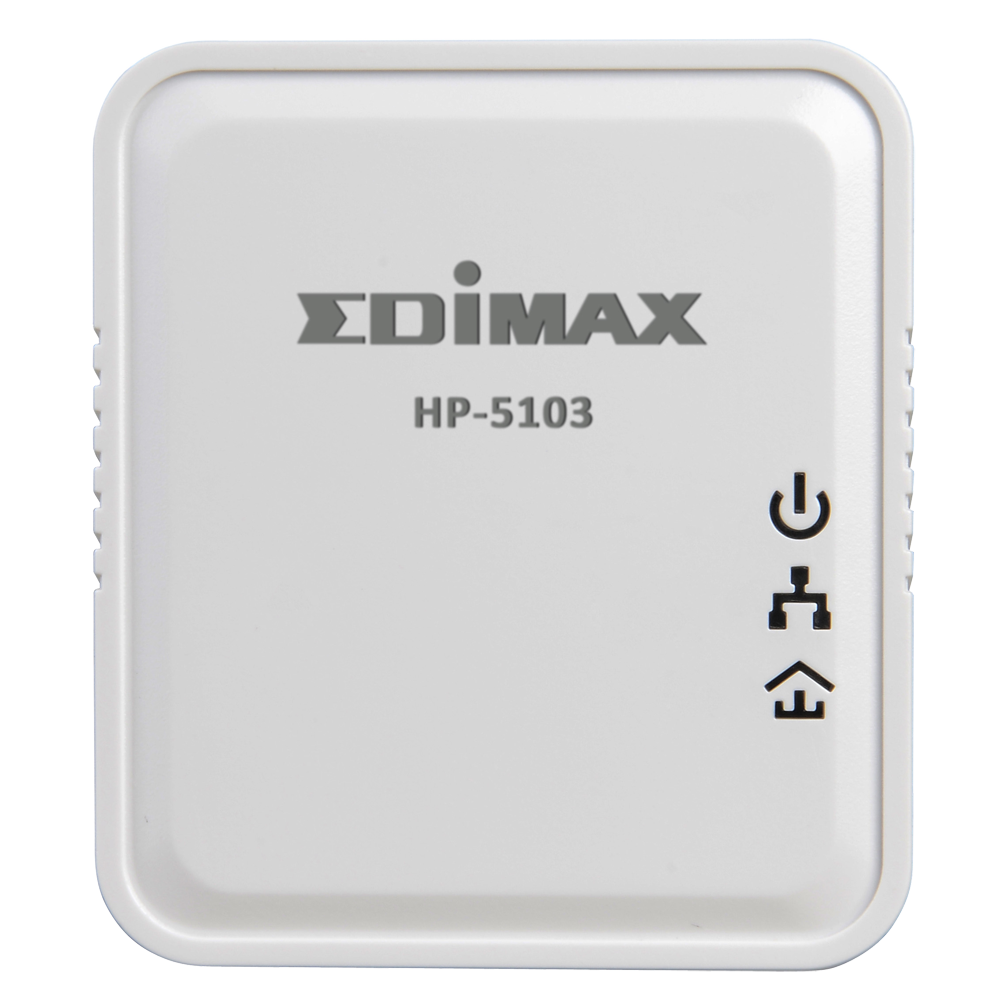EDIMAX - Auslaufmodelle - PowerLine - AV500 Nano PowerLine Adapter Kit