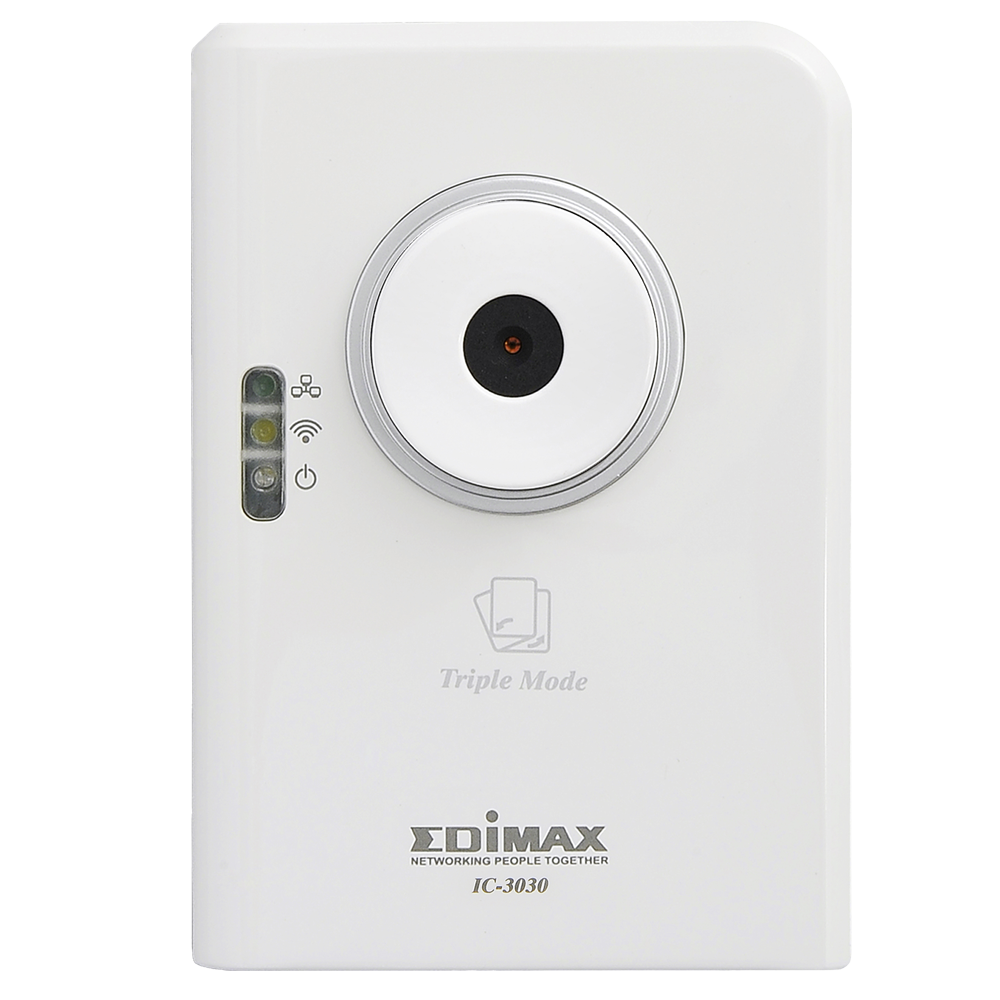 EDIMAX IC-3030I NETWORK CAMERA DRIVERS