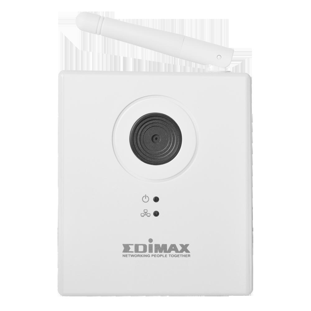 EDIMAX - Network Cameras - Indoor Fixed - 1.3Mpx Wireless