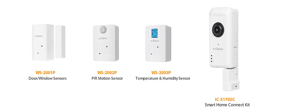 edimax smart home connect kit