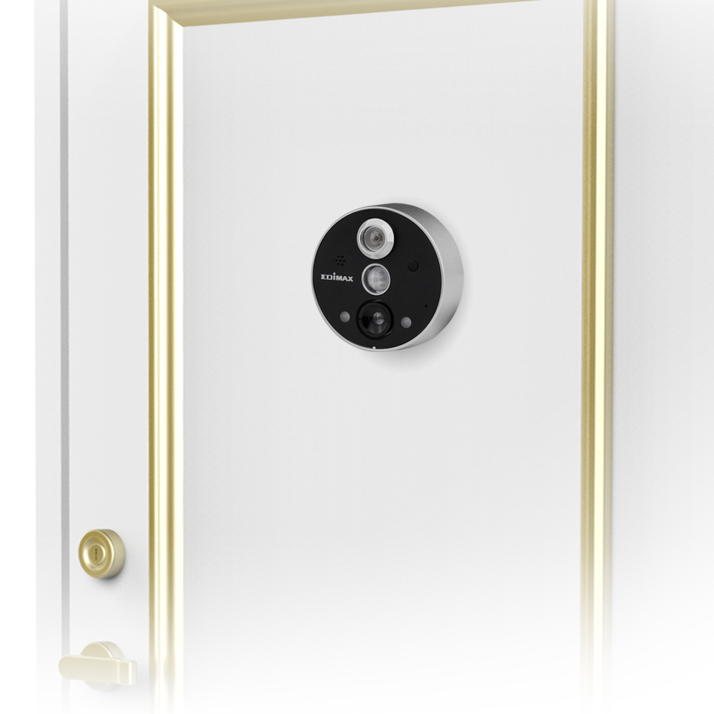 Edimax Smart Wireless Peephole