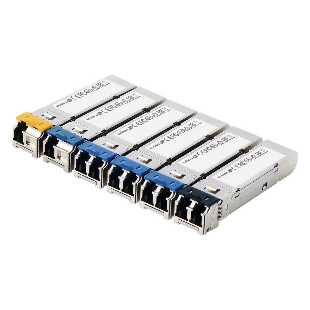 1000Base-T SX LX SFP Modules / Transceiver