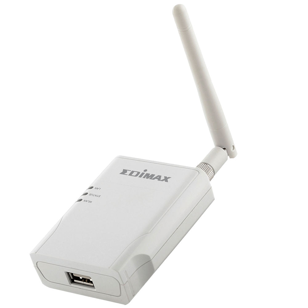 EDIMAX - Legacy Products - Print Server - Wired / Wireless USB MFP ...