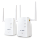 Edimax CAX1800 Wi-fi 6 AX1800 Ceiling Mount PoE business access point, better efficiency
