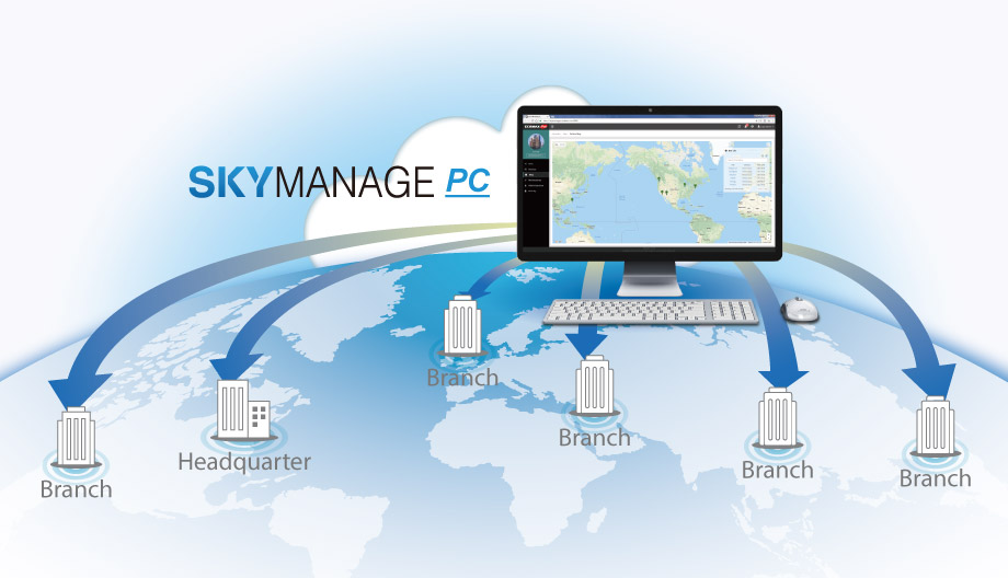 Edimax Pro SkyManage PC Multi-Site for Business