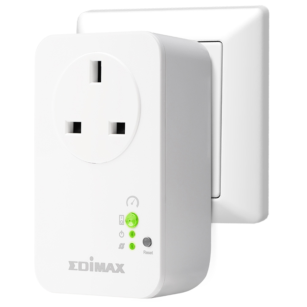 EDIMAX - Home Automation - Smart Plug - Smart Plug Switch with Power ...