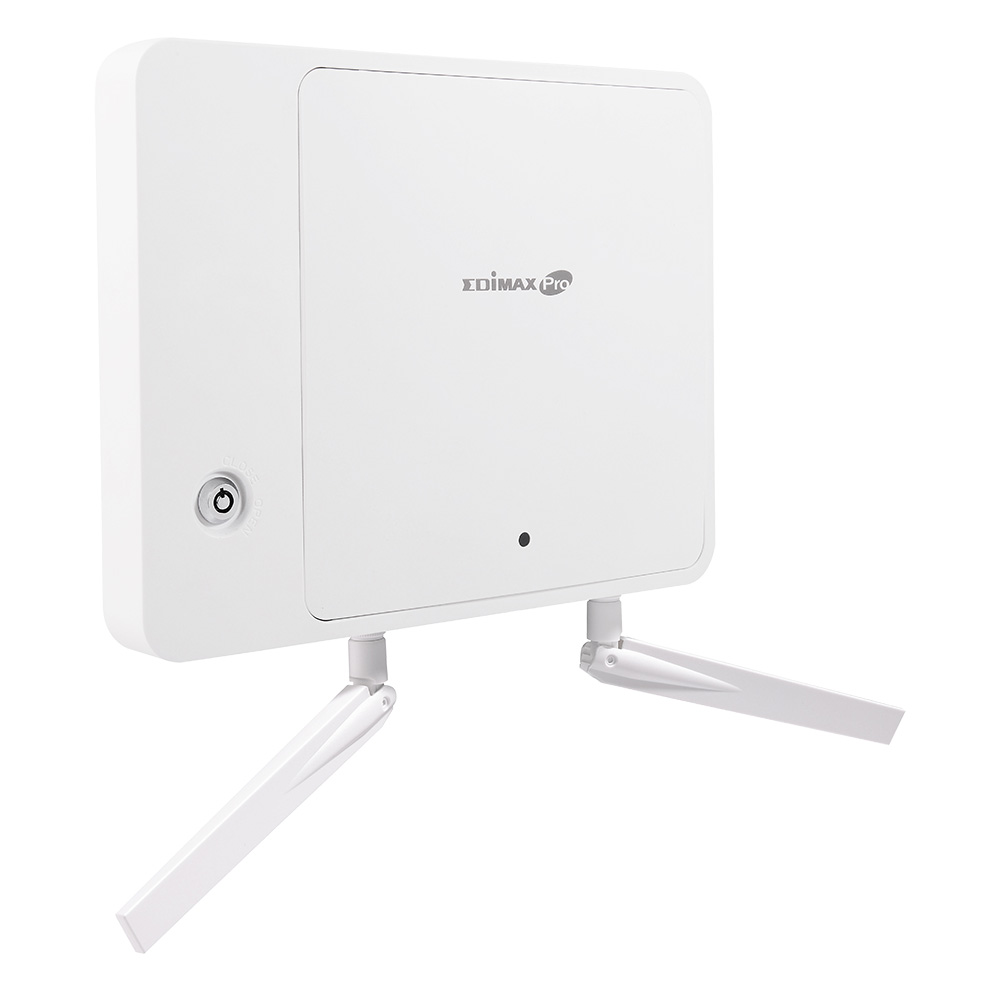 SC1000 security cover with WAP1200 Edimax PoE Access Point